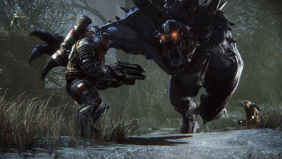 Xbox One får ny Evolve-beta i januar