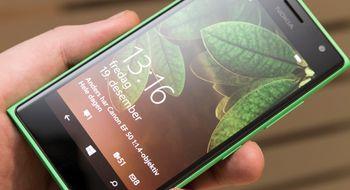 Test: Nokia Lumia 735
