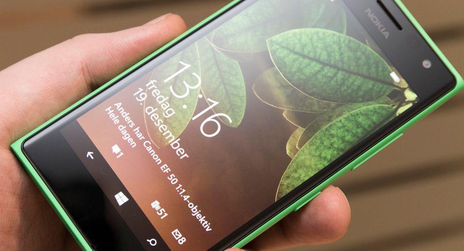 God mobil-jul for Microsoft