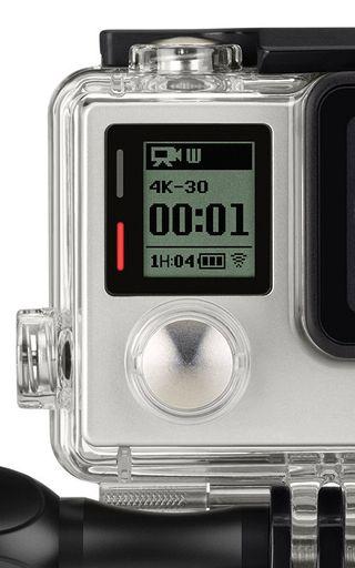 GoPro Hero4 Black kan filme i 4K 25/30p.