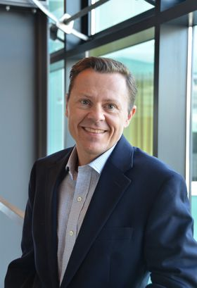 Snorre Corneliussen, bredbåndsekspert i Telenor Norge.