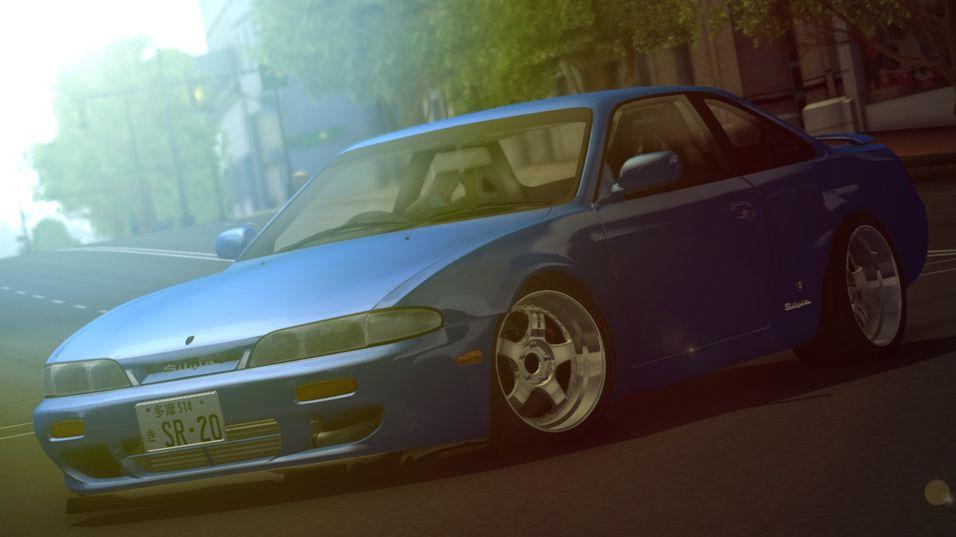 Modifisert bil fra Street Legal Mods-forumet.