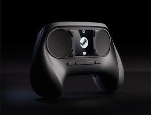 Valve har også laget en egen håndkontroll til Steam Machines.