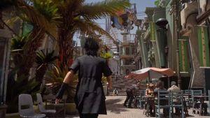 Åpne byer og enorme beist er fokuset i den nye Final Fantasy XV-traileren