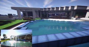 Slik ser Minecraft-skaperens nye luksushjem ut i Minecraft