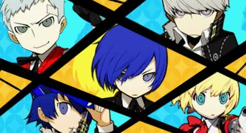 Test: Persona Q: Shadow of The Labyrinth