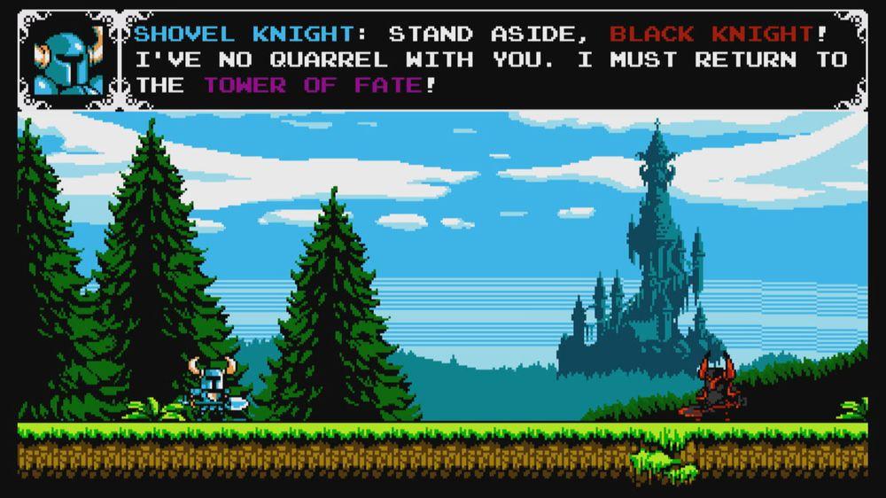Nintendo har endelig skjønt hvordan de skal forholde seg til uavhengige tredjepartsutviklere; Shovel Knight fikk til og med sin egen Amiibo-figur.