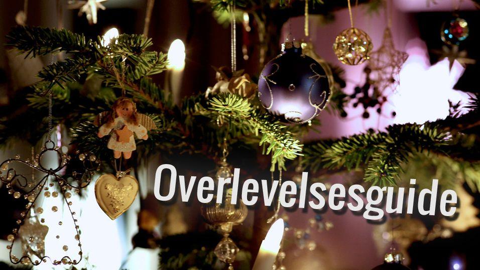 GUIDE: Slik overlever du julen