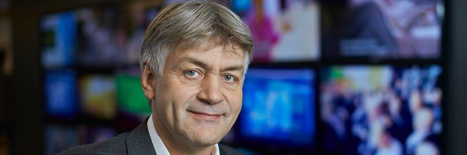 """Get-sjef Gunnar Evensen vil bruke """"alle mulige midler"""" for å komme seg inn i mobilmarkedet."""