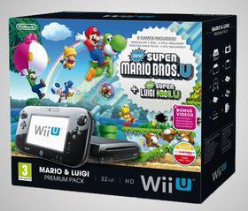 Vinneren av dagens luke får en Wii U Premium Pack med New Super Mario Bros. U og New Super Luigi U.