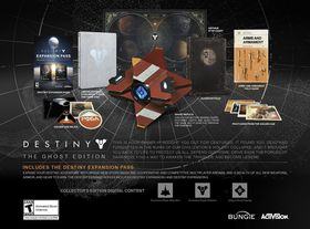 Destiny Ghost Edition. (Bilde: Activision).