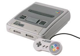 Super Nintendo. (Bilde: JCD1981NL, CC BY 3.0).