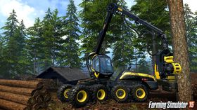 Farming Simulator 15. (Bilde: Focus Home Entertainment).