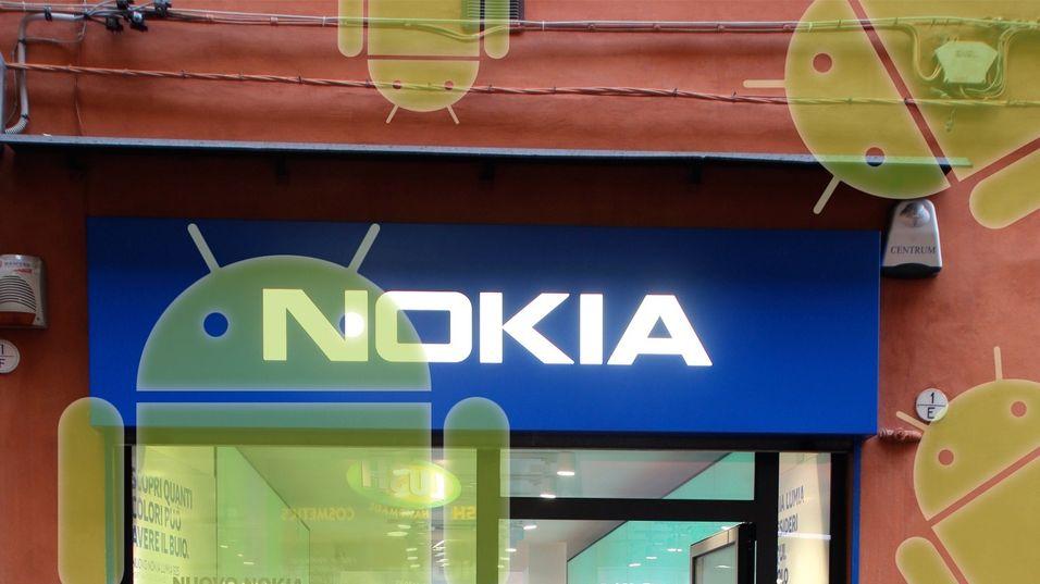 Kan dette være Nokias nye Android-telefon?