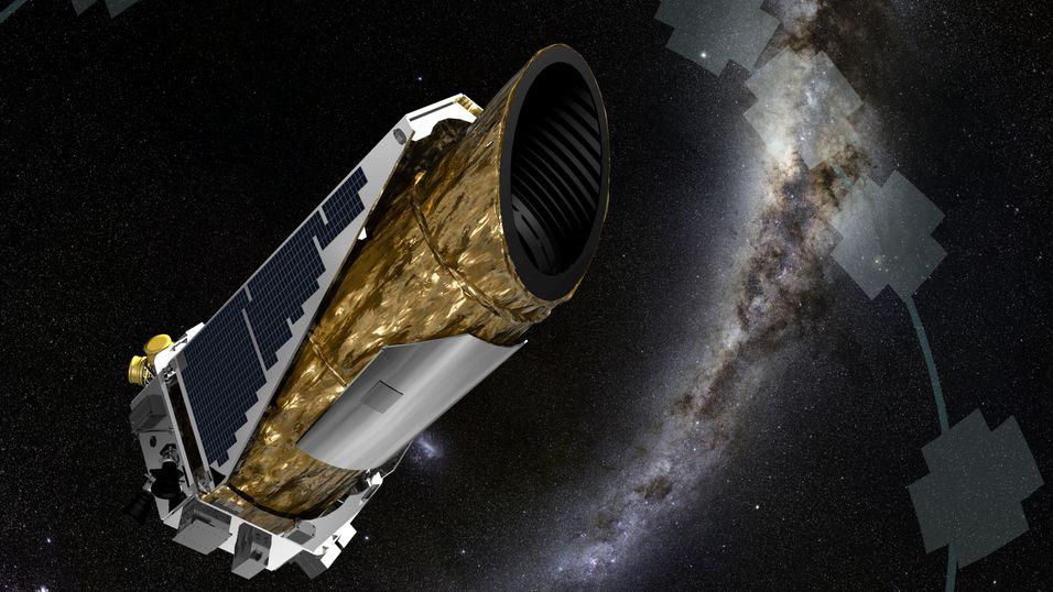 Kepler-teleskopet har funnet tre nye planeter i «nærheten» av vårt eget solsystem