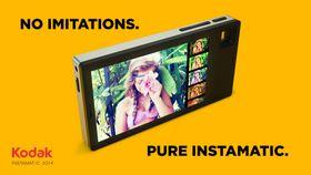 Kodak skal bygge inn egne bildebehandlingstjenester medf filtre i telefonen.