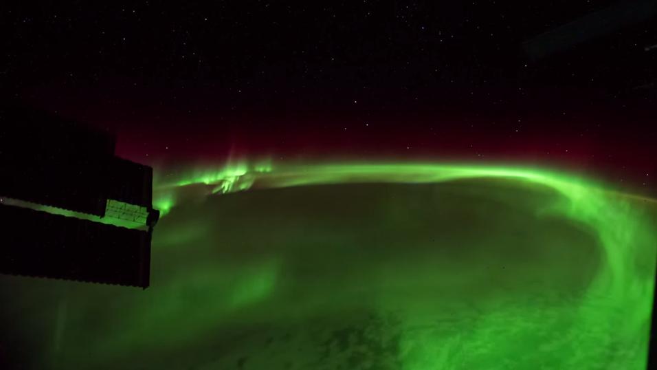 Se den fascinerende timelapse-videoen av Jorden fra verdensrommet
