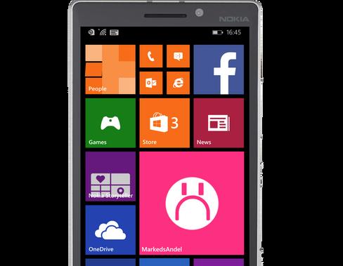 Microsofts Windows-plattform fungerer meget godt på mobiltelefoner, men så langt har ikke den store kjøpermengden meldt seg.