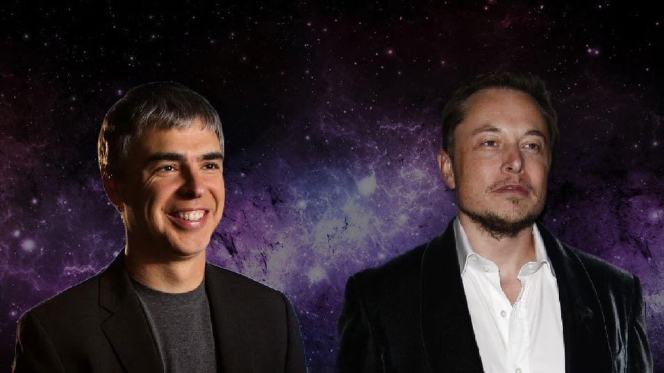 – Jeg gir heller milliardene mine til Elon Musk enn veldedighet