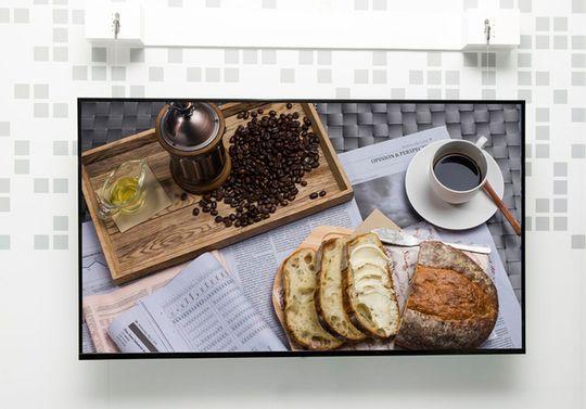 LG vil blant annet bruke messen til å vise frem sine nye ArtSlim TV-er. De nye skjermene kommer i 55 og 65 tommers størrelser, og den minste av dem er bare 7,5 millimeter tykk.