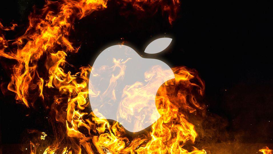 Er Mac-en din for varm?