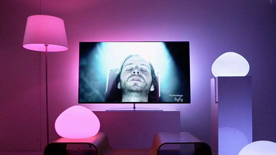 Snart kan hele stua di bli en del av TV-opplevelsen.