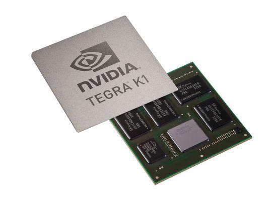 Nvidias Tegra K1 ble sluppet under fjorårets CES-messe og er muligens moden for en oppgradering.