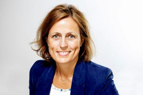 Ingebjørg Tollnes, kommunikasjonsdirektør i Komplett.