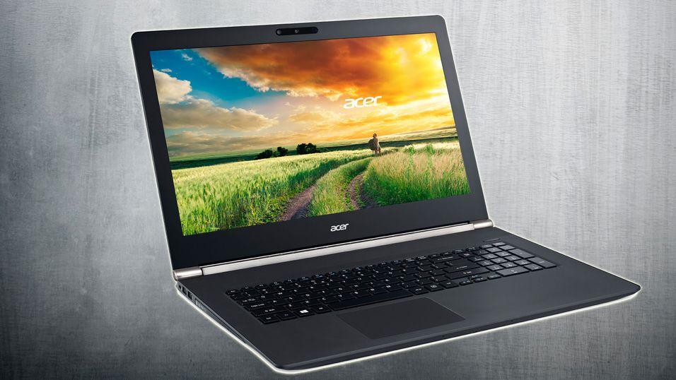 Acers nye spillmaskin kommer med «Kinect»-lignende sensor