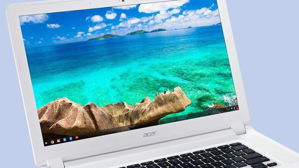 Nå får du Chromebook med virkelig stor skjerm