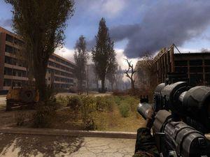 Call of Pripyat ble det siste spillet i STALKER-serien.
