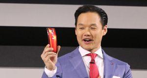 Her er LGs neste generasjon bøyde mobiltelefon