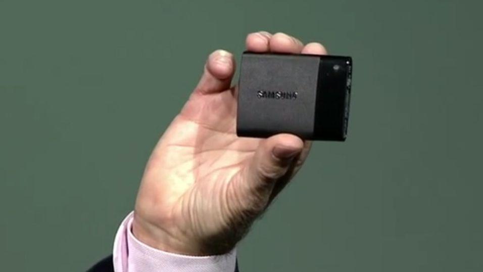 Samsung nye SSD er svært liten, men har god kapasitet