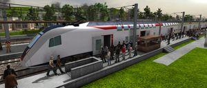 I en fersk oppdatering ble spillets passasjerer flinkere til å gå av og på toget.