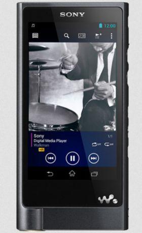 Her er den nye Sony Walkman.