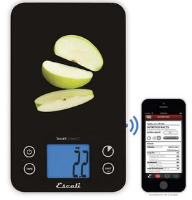 SmartConnect Kitchen Scale hjelper deg med å holde styr på kaloriene.