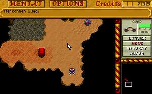 Dune 2 er blant spillene du kan spille.