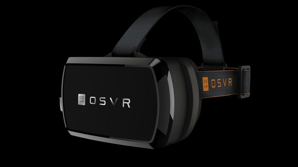 OSVR Hacker Developer Kit.