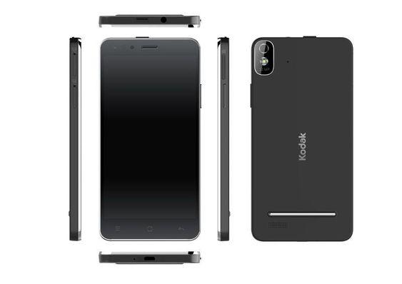 Kodaks Androidbaserte IM5 ser ut som smarttelefoner flest.