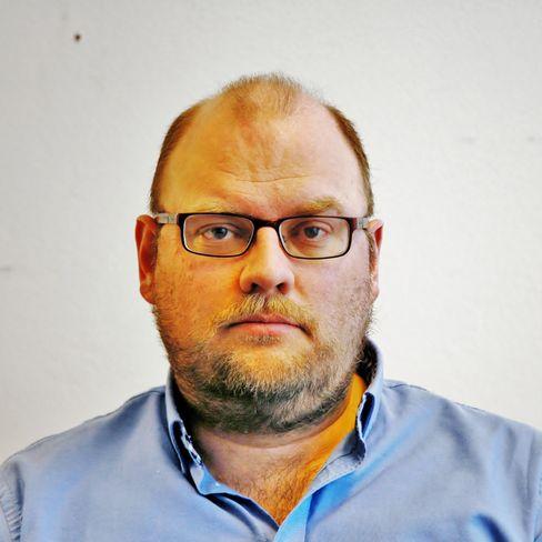 Harald Hauglin, Sjefingeniør og fagansvarlig for tid og frekvens hos Justervesenet.