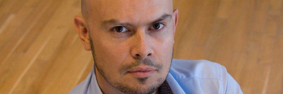 Frekvensdirektør John-Eivind Velure har lagt fram frekvensstrategi for 2015-2016.