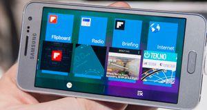 Samsung Galaxy A3 og A5 Vi prøvekjører Samsungs første metallmobiler
