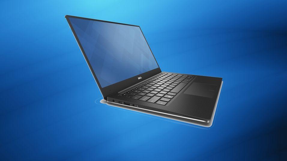 Dette skal være verdens  minste  13-tommers laptop