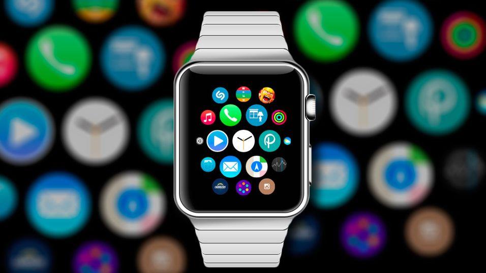 Ikke vent til mars - test Apple Watch nå