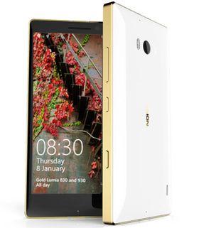 Lumia 930 Gold.