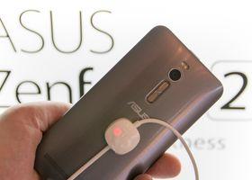 Det er uvisst hvor på  ZenFone 2-telefonen den nye fingeravtrykksensoren vil bli plassert.