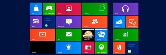 Helt siden Windows 8 kom på banen har Microsoft vært glade i sterke kontraster og rene linjer.