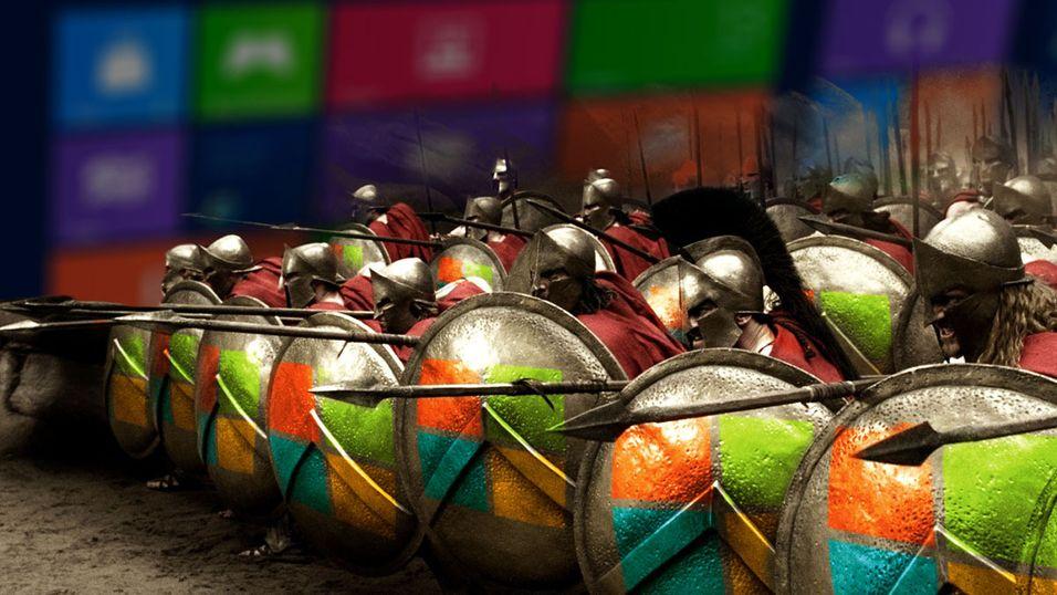 Vi hører rykter om at Microsoft har ansatt 300 ville utviklere til å utvikle Spartan.