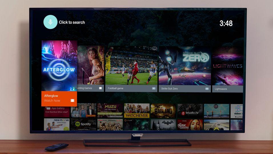 Philips med ny generasjon Android-TV-er