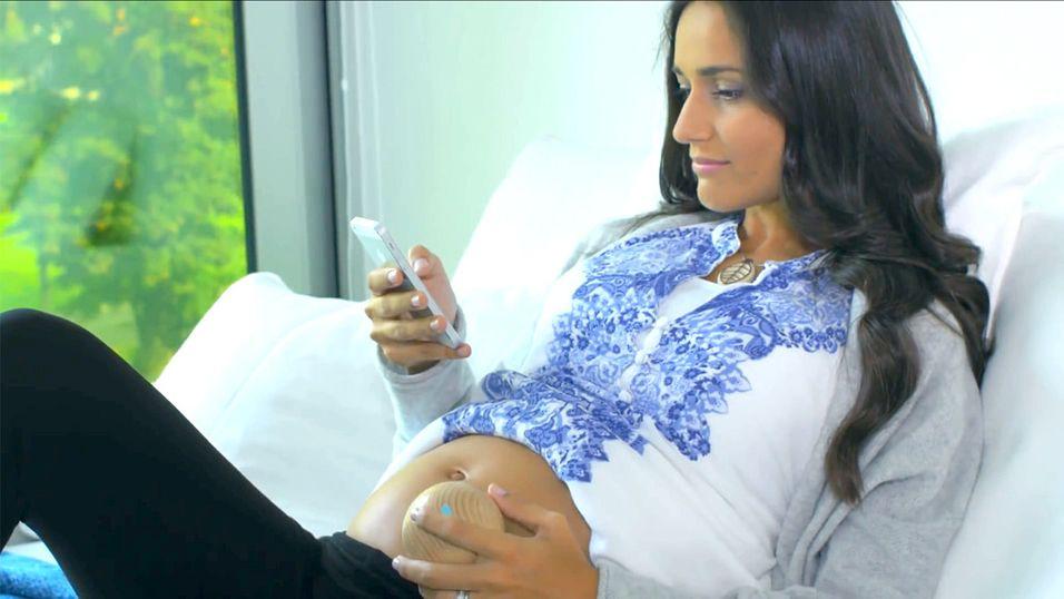 Hør hjerteslagene til babyen din med denne smarte dingsen